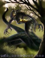 Snake Queen by ARTofANT