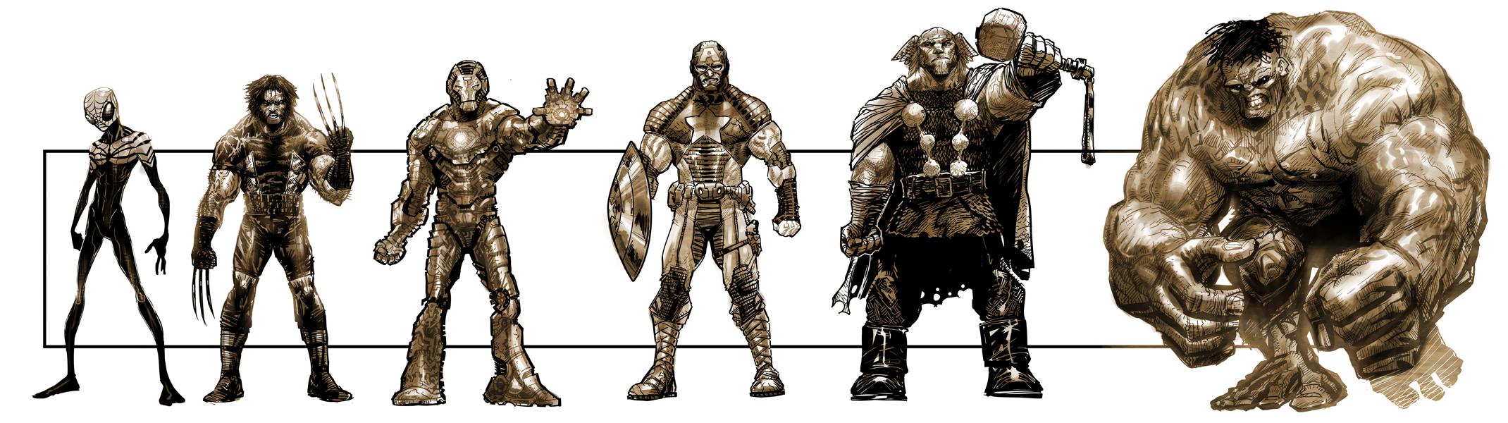 http://fc07.deviantart.net/fs43/f/2009/110/3/4/My_favorite_Avengers____by_artofant.jpg