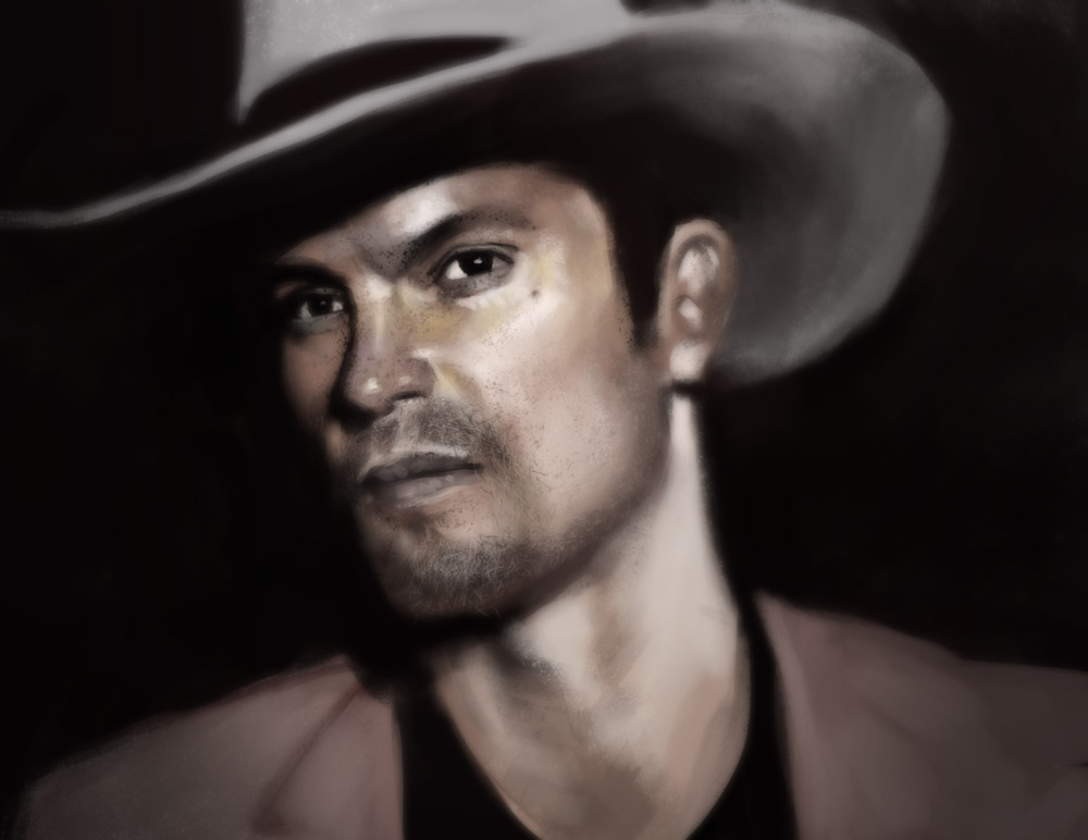 olyphant chat 'justified' star timothy olyphant is in talks to join the cast of quentin tarantino's new film 'once upon a time in hollywood' in a lead role opposite leonardo dicaprio and brad pitt.