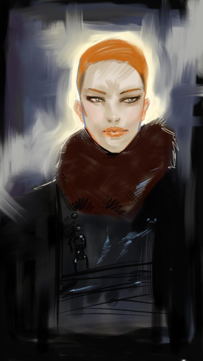 Fashionista by ARTofANT