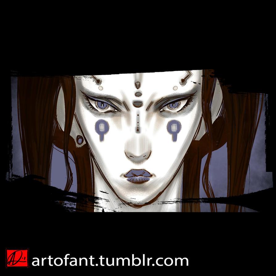 Cyborg-Chic by ARTofANT