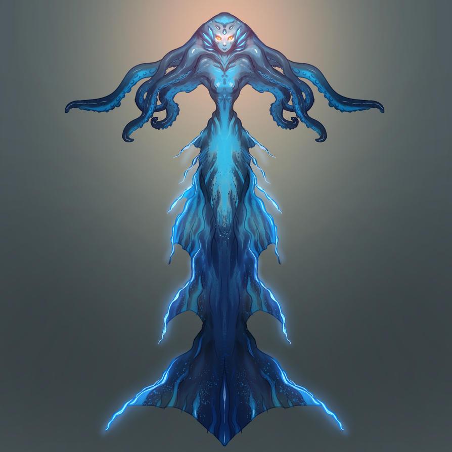 New Mermaid by ARTofANT