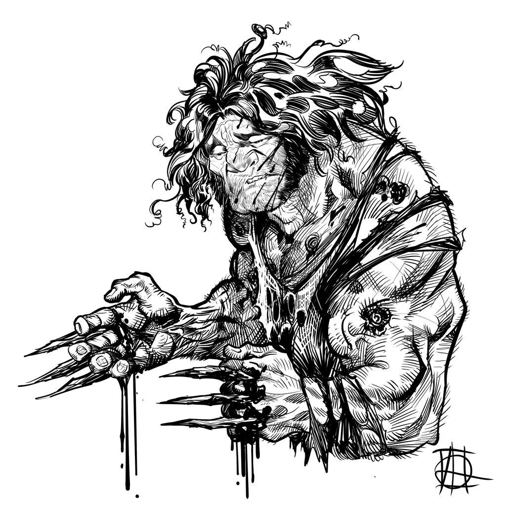 Logan, The Morose Murderer by ARTofANT