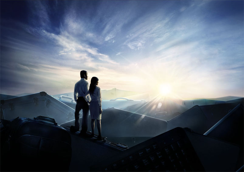 Sunrise by ongchewpeng