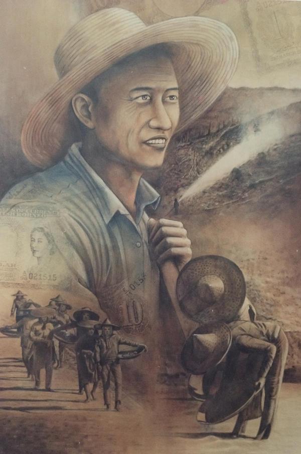 Mining by ongchewpeng
