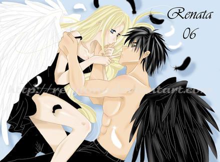 Original - Fallen Angels by Re-yume