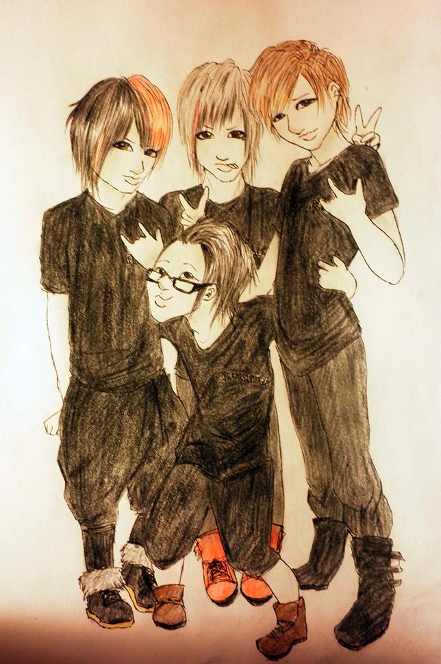 PLUNKLOCK by yubigiri