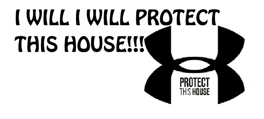 Under Armour Protect This House Poster PROTECT THIS HOUSE by ...