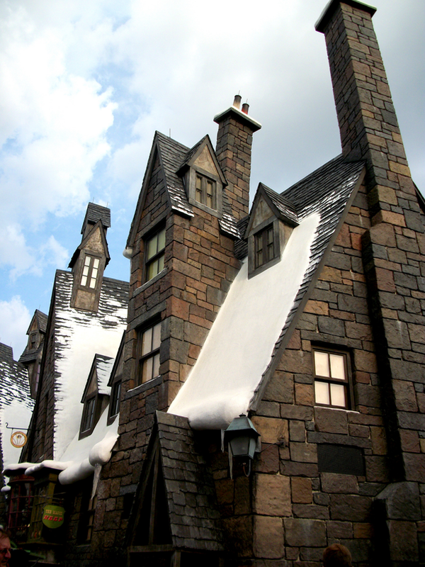 .:A Trip to Hogsmeade:. by SinfulFox