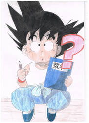 Goku in mathematics education. by Vegetto90