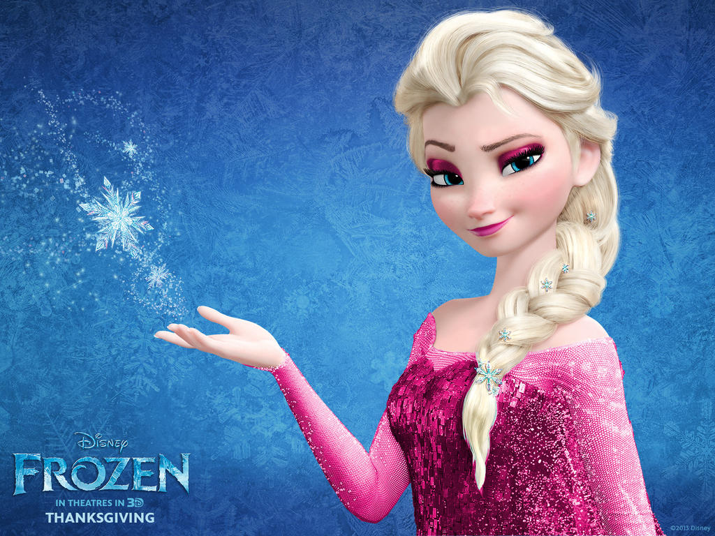 Frozen elsa pink dress by vegetto90 on deviantart frozen elsa pink dress by vegetto90 voltagebd Choice Image