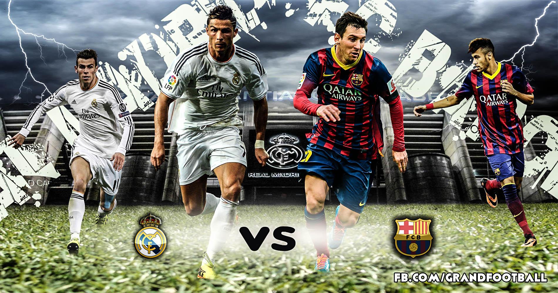 Barcelona Fc Vs Real Madrid