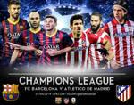 FC Barcelona Vs Atletico de Madrid