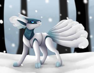 Little cyborg fox's winter