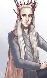 King Thranduil by lightskin