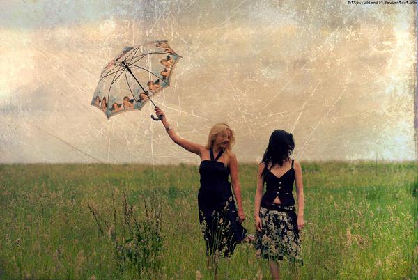 Rainy by voland14