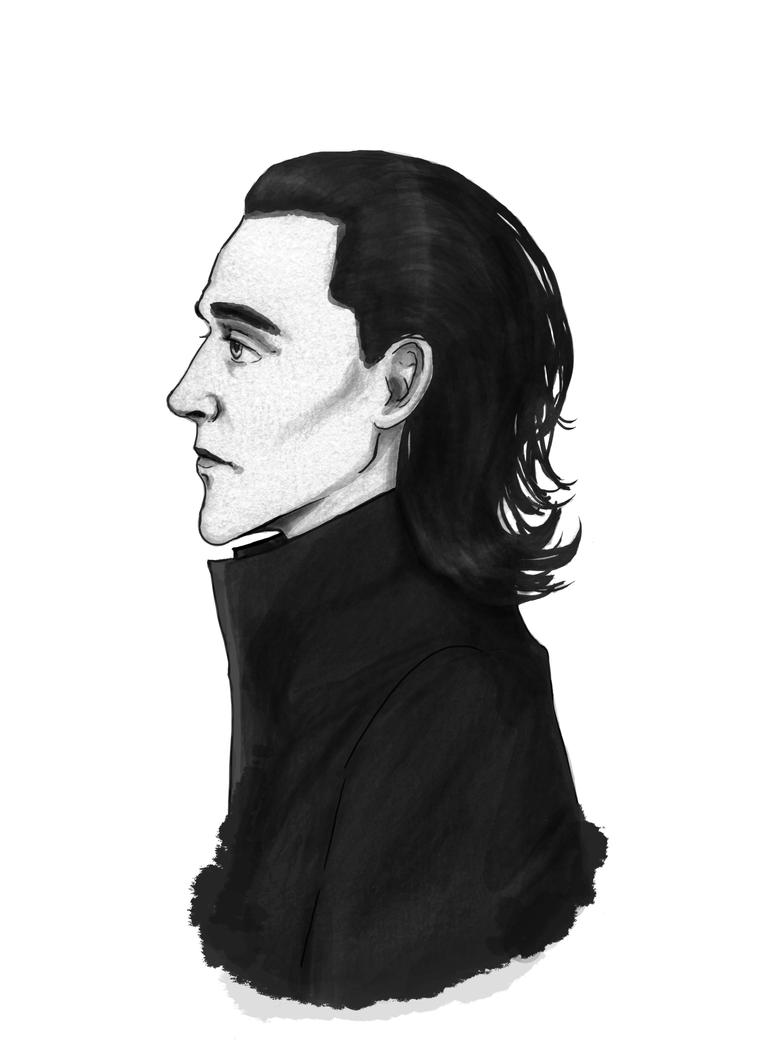 Loki by LadyLove-hate