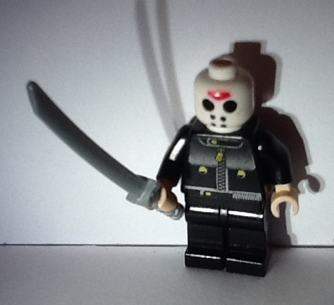 Lego Jason Voorhees by ArtKing3000 on DeviantArt