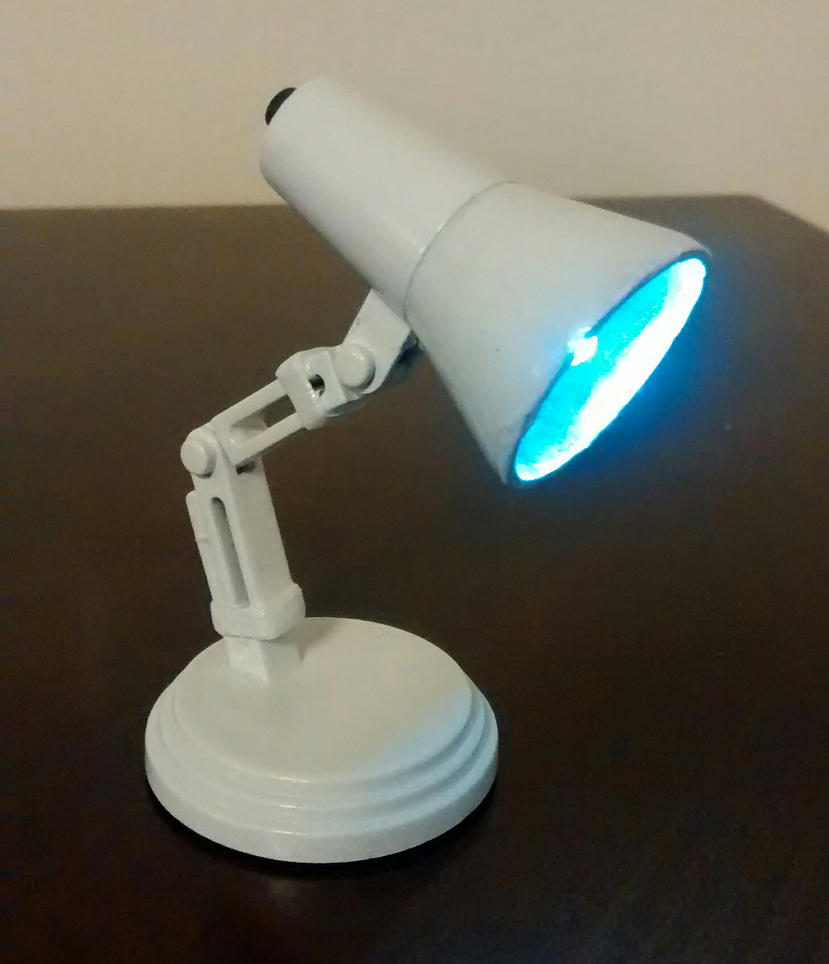 pixar lamp figure by artking3000 on deviantart