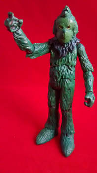 The Grinch figure