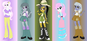 Missing Equestria Girls characters 3
