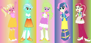 Missing Equestria Girls characters 4