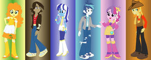 Missing Equestria Girls characters 6