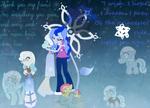 Snowdrop and Luna Wallpaper