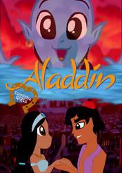 Aladdin Equestria Girls -poster- by PrincessLunalovesme