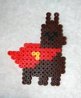 llama plz by scrapsaurus