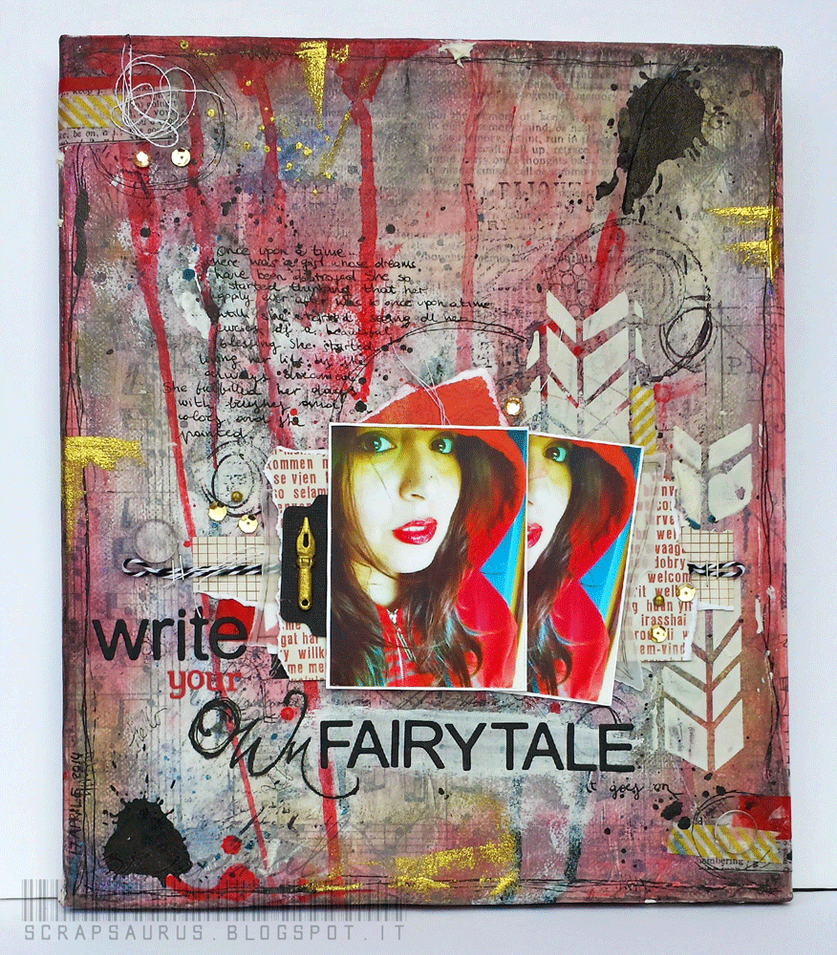 write a fairy tale of your own