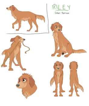 Character Sheet - Riley