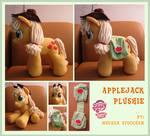 Applejack Plushie 2.0