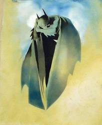 Batman Cometh by sneedd