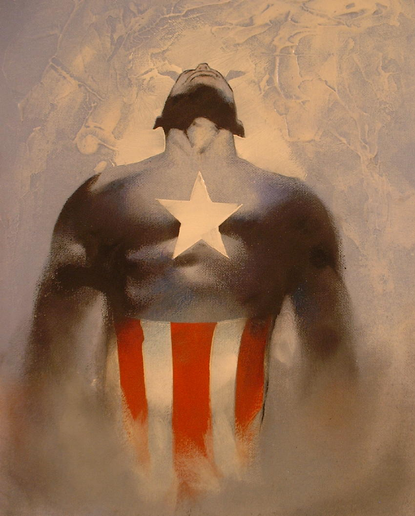 Part 14 / 6 Captain_America_Rises_by_sneedd