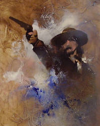 Gunslinger Rage by sneedd