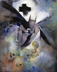 The Rage of Batman by sneedd