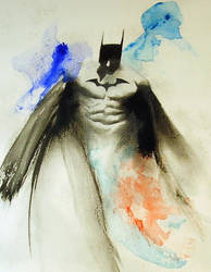 Batman Stalks by sneedd