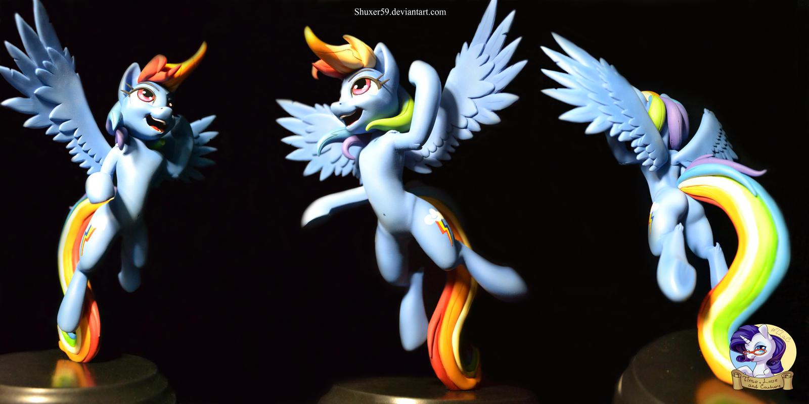 kp-shadowsquirrel Rainbow Dash by Shuxer59