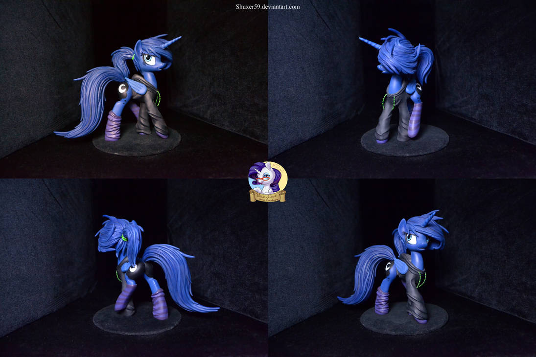 NCMares Luna by Shuxer59 by Shuxer59