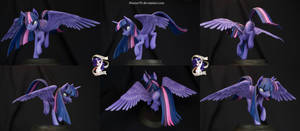 Dstears Twilight Sparkle by Shuxer59