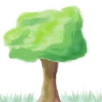 Simple Tree by Jirtan