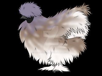 Literally just a hen