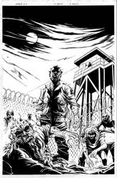 Zombies by Alan-Gallo