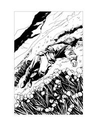 Saxon Illustration 4 by Alan-Gallo