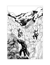 Saxon Illustration 5 by Alan-Gallo