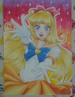 Sailor Venus - Sailor Moon Fanart
