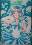 Sailor Mercury - Sailor Moon Fanart
