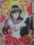Sailor Mars - Sailor Moon Fanart