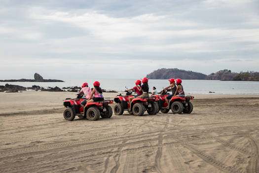 Adventure Tours Costa Rica - Monkey Buggy Tours